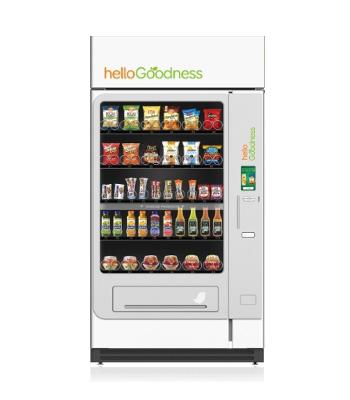 Healthy Vending Machines in Atlanta | PB&J Vending